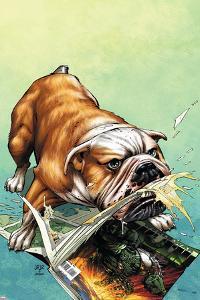 WWH Aftersmash: Damage Control No.2 Cover: Hulk by John Romita Jr^