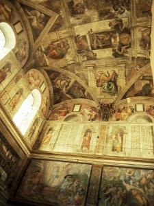 Sistine Chapel, Vatican, Rome, Lazio, Italy by John Ross