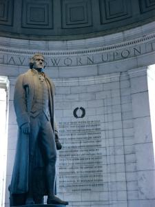 Thomas Jefferson Memorial, Washington D.C., United States of America (U.S.A.), North America by John Ross