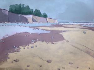 Fourth Cliff by John Rufo
