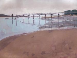 Morning Low Tide by John Rufo