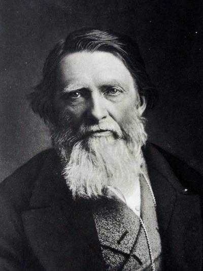 John Ruskin, 1879--Giclee Print