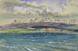 Afternoon in Spring by John Ruskin