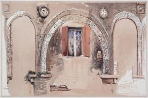 Stilted Archivolts by John Ruskin