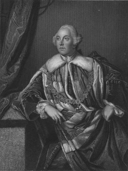 John Russell, 4th Duke of Bedford, 1832-Henry Robinson-Giclee Print