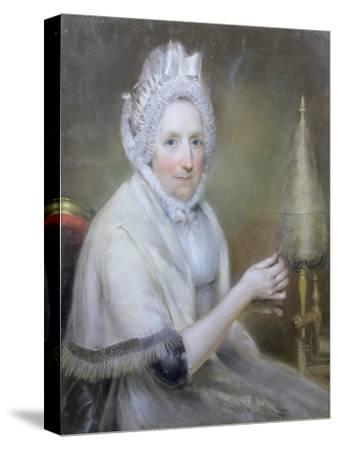 Mrs Jeremy Dixon of York (Pastel)