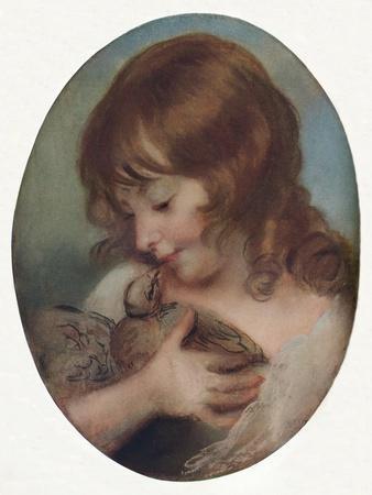 'Mrs. Shurlock (Henrietta Russell)', c1799