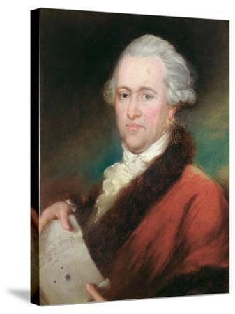 Portrait of Sir William Herschel