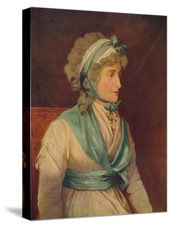 Sarah Siddons (1755-183), 18th Century English Tragic Actress, 1906