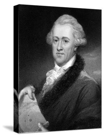 William Herschel (1738-182), German-Born English Astronomer