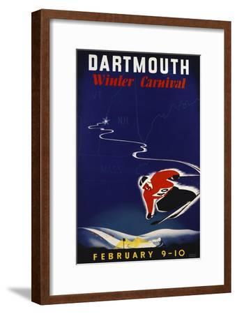 Dartmouth Winter Carnival Poster