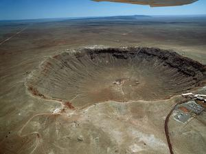 Meteor Crater by John Sanford