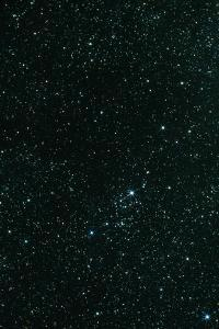 Optical Image of the Constellation Perseus by John Sanford