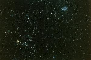 Optical Photo of the Hyades Star Cluster by John Sanford