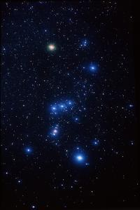Orion Constellation by John Sanford