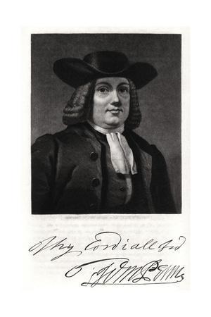 William Penn, 19th Century
