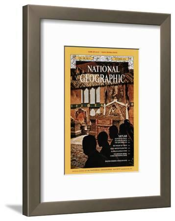 Cover of the October, 1974 National Geographic Magazine