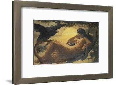 And the Night Raven Sings, Bosom'd High in the Tufted Trees, Where Perhaps Some Beauty Lies