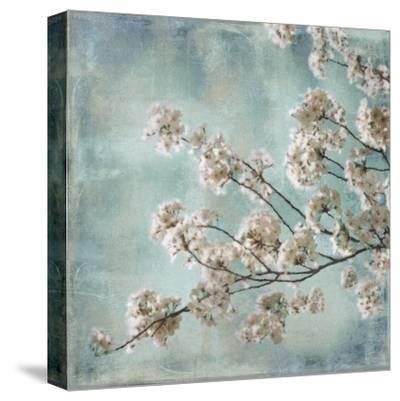 Aqua Blossoms I