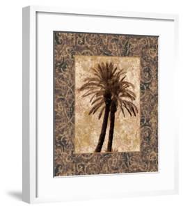 Palm Collage I by John Seba