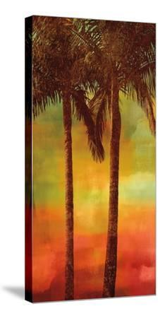 Sunset Palms II