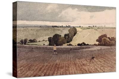 A Ploughed Field, C.1808