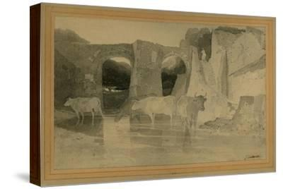 Bridge and Cows, C.1803-04