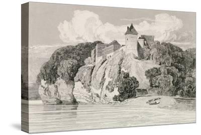 Castle at Tancarville, Published 1st October 1821