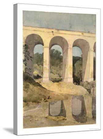 Chirk Aqueduct, 1806-7