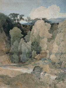 Devil's Elbow, Rokeby Park, C.1806-7 by John Sell Cotman