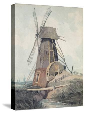Draining Mill in Lincolnshire, 1807-08