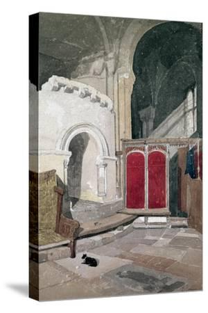 Interior of Norwich Cathedral, 19th Century