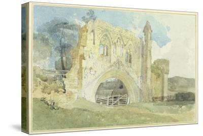 Kirkham Abbey, 1805-6
