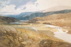 No.2303 Dolgelly, North Wales, 1804-05 by John Sell Cotman