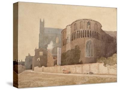 St. Luke's Chapel, Norwich Cathedral, 1808