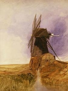 The Mill by John Sell Cotman