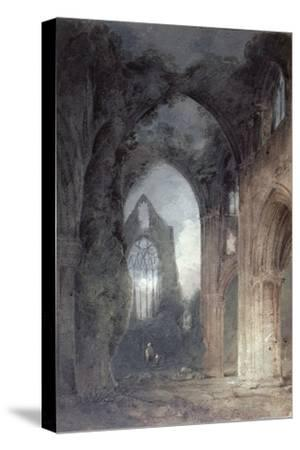 Tintern Abbey by Moonlight