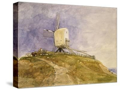 Windmill on a Hill, 19th Century