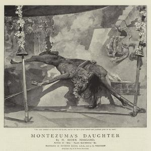 Montezuma's Daughter by John Seymour Lucas