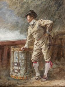 The Drum Watch, 1916 by John Seymour Lucas