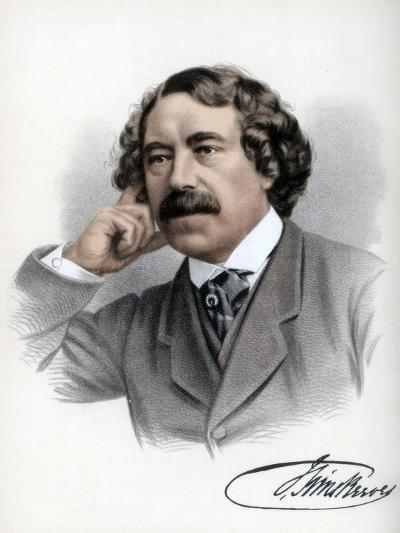 John Sims Reeves, English Vocalist, C1890-Petter & Galpin Cassell-Giclee Print