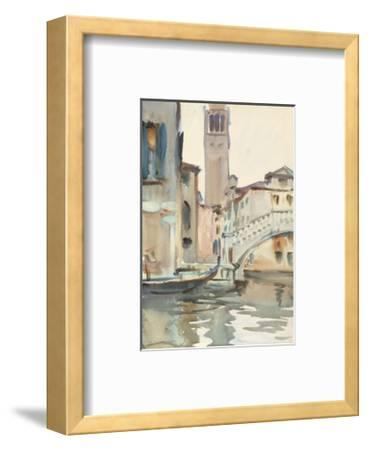 A Bridge and Campanile, Venice, 1902/04