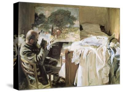 Artist in His Studio, 1903