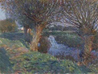 At Calcot, 1885-90