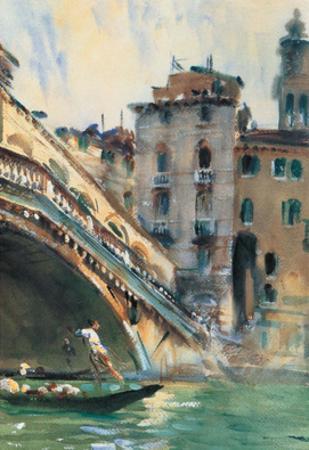 August, The Rialto, Venice, 1907
