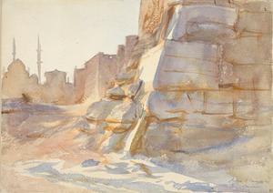 Cairo, c.1891 by John Singer Sargent