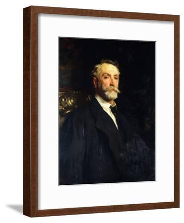 Edgar Vincent, Viscount d'Abernon, G.C.M.G., 1906