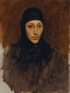 Egyptian Woman, 1890-91 by John Singer Sargent