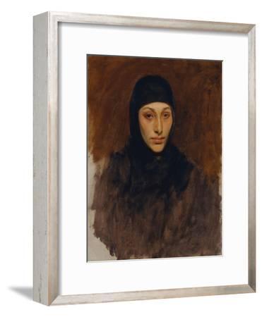 Egyptian Woman, 1890-91