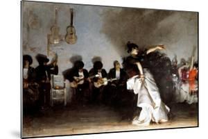 El Jaleo by John Singer Sargent